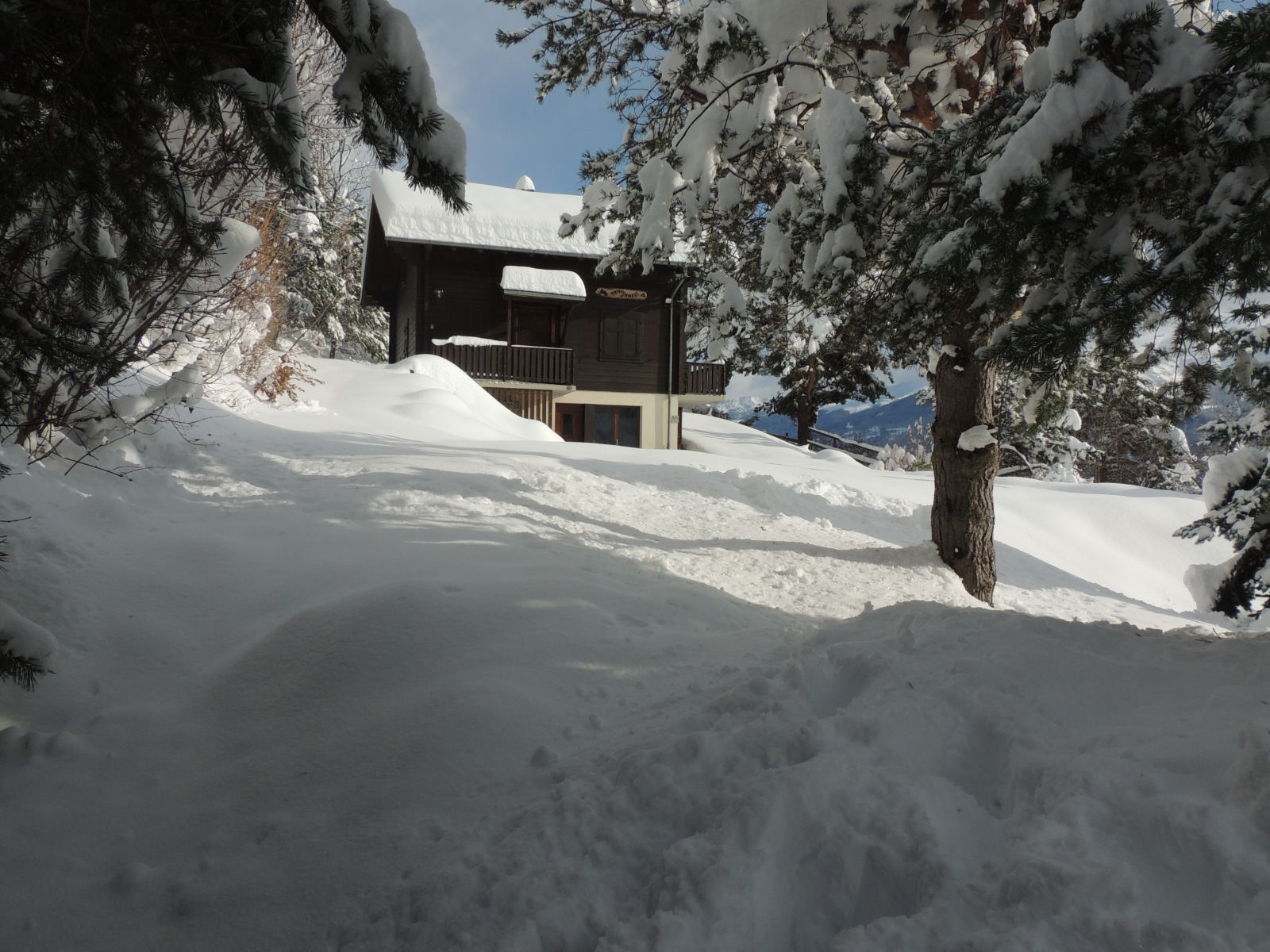 Chalet - Hiver 3
