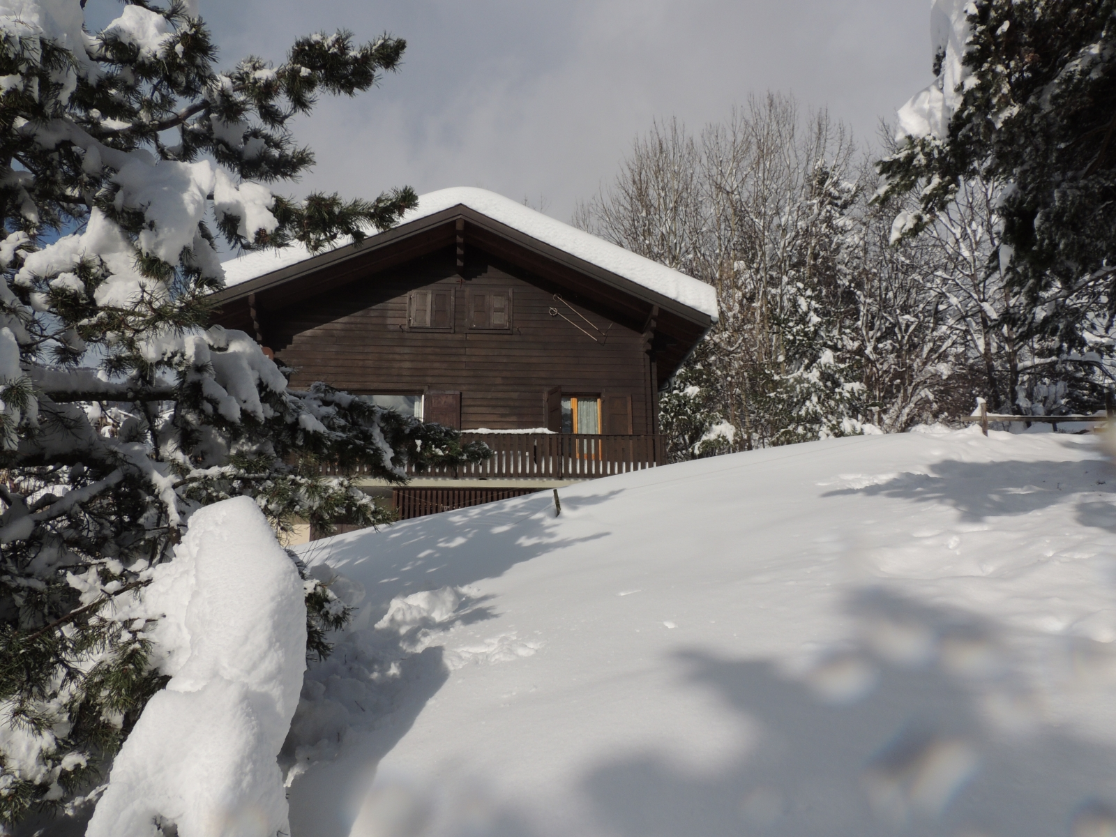 Chalet - Hiver 5