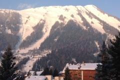 Vue montagne - Hiver 2
