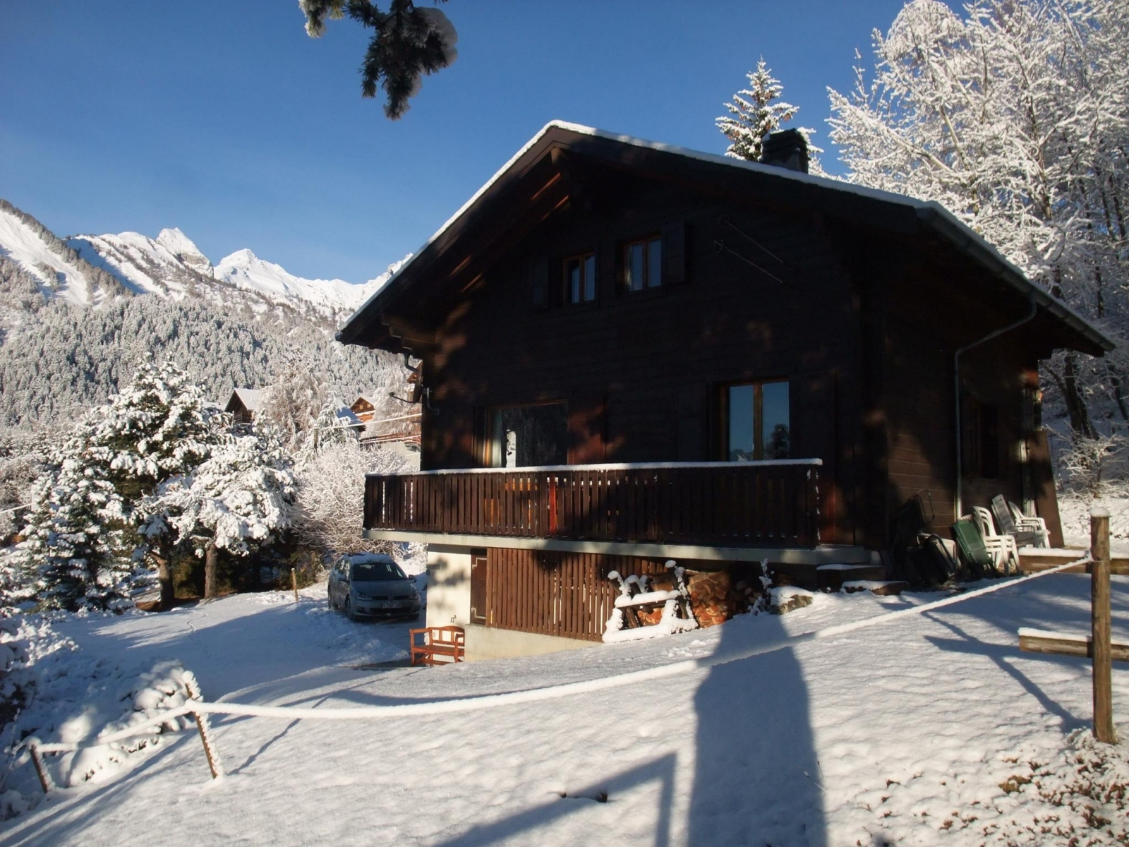 Chalet - Hiver 2